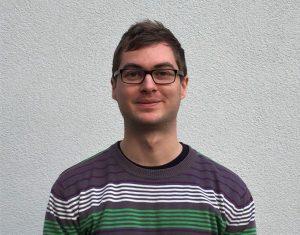 Maximilian Wagner vom iGEM-Team