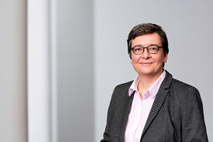 Prof. Dr. Kathrin M. Möslein, FAU's Vice President for Research