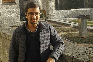 Dr. Bharath Srivathsan ist als Humboldt-Stipendiat am Lehrstuhl für Experimentalphysik (Optik) der FAU und am Max-Planck-Institut für die Physik des Lichts. (Bild: Jyotsna Srinath)