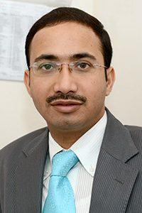 Dr. Mohammad Javed Ali hat von der Alexander von Humboldt-Stiftung ein Stipendium für erfahrene Forscher erhalten. Dieses verbringt er am Lehrstuhl für Anatomie II der FAU. (Bild: SBN Chary)