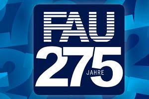 Artikelbild Jubiläum 275 Jahre FAU