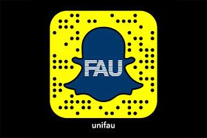 snapchatcode FAU