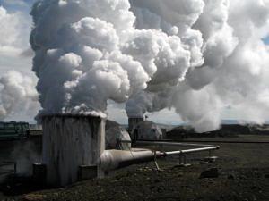 Geothermieanlagen eignen sich um ganze Stadtviertel zu beheizen