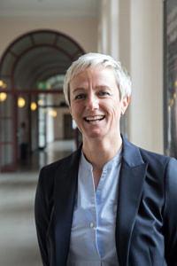 Prof. Dr. Bärbel Kopp, Vizepräsidentin für Education (Bild: FAU/Georg Pöhlein)