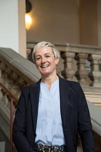 Prof. Dr. Bärbel Kopp, Vizepräsidentin für Lehre (Bild: FAU/Georg Pöhlein)