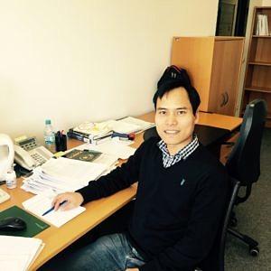 Dr. Huynh Van Luong (Bild: Jan Koloda)