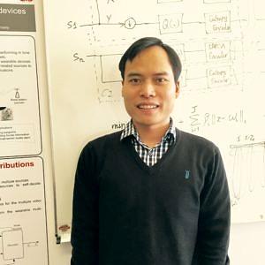 Dr. Huynh Van Luong (Image: Jan Koloda)