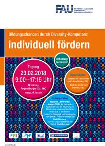 Plakat Tagung Individuell fördern