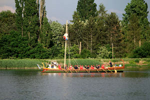 Römerboot