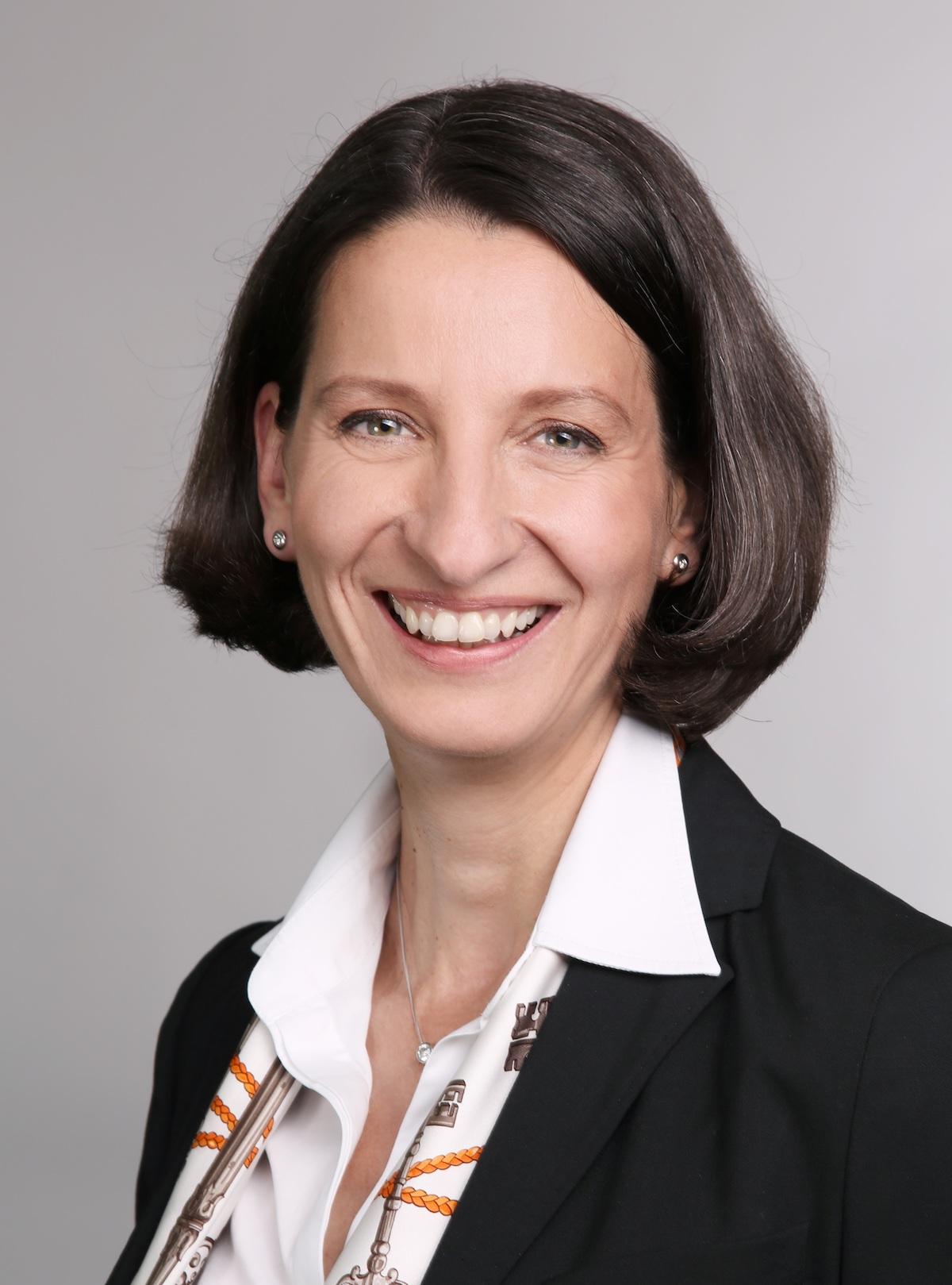 Bild von Sarah Rössler, Mitglied Vorstands der HUK-COBURG Versicherungsgruppe (Bild: HUK)