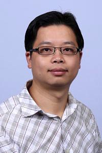 Dr. Xiaoming He forscht als Humboldt-Stipendiat von März bis August 2018 am Lehrstuhl für Informatik 10 (System Simulation) der FAU. (Bild: Sam O´Keefe)
