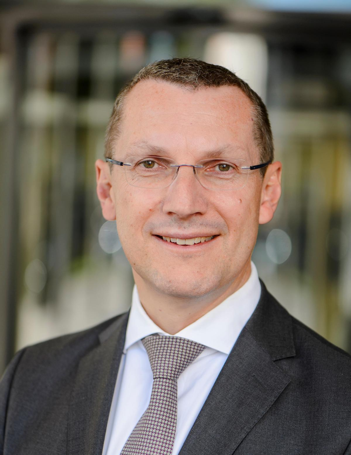 Bild von Dr. Karl-Martin Schellerer, Geschäftsführer der Vinnolit GmbH & Co. KG (Bild: Vinnolit)