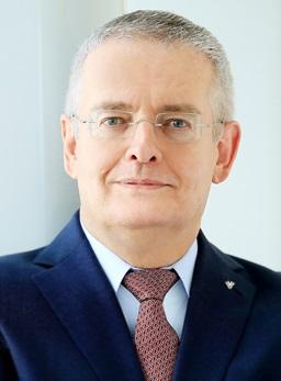 Portrait von Michael Baulig, Vorstandsvorsitzender der uniVersa Versicherungen (Bild: uniVersa)