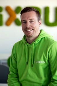 André Schwämmlein (Bild: FlixBus GmbH)