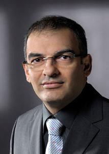 Portraitbild von Prof. Dr. Said Hashemolhosseini