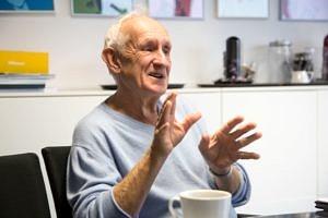 Porträt von Prof. John Bessant