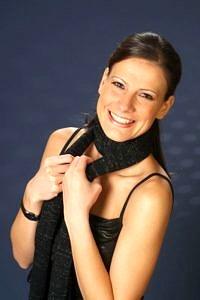 Christina Blumentritt tritt im Medien- und Moderationsbetrieb mit ihrem Familiennamen Stiegler auf. (Bild: Christina Blumentritt)