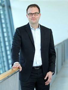Portrait von Dr. Michael Jungert