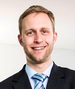 Portrait of Prof. Dr. Björn Eskofier.
