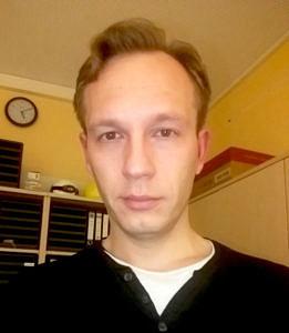 Selfie von Miljan Scekic