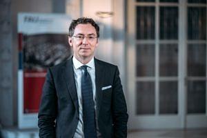 Prof. Dr. Christoph Safferling, Lehrstuhl für Strafrecht, Strafprozessrecht, Internationales Strafrecht und Völkerrecht (Bild: Lérot)