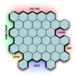 Different patterns are formed at the edges of nanographene. Zigzags are particularly interesting – and particularly unstable. FAU researchers have now succeeded in creating stable layers of carbon with this pattern on their edges.