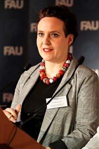 Annette Krönert, Palm-Stiftung e.V., Vorstand