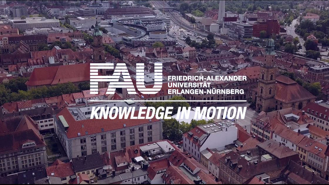 Bild zum Video FAU - Knowledge in Motion