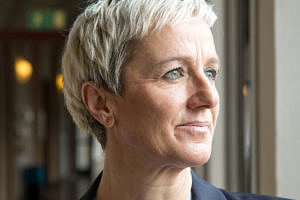 Prof. Dr. Bärbel Kopp, Vizepräsidentin für Lehre