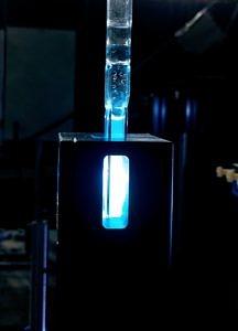 Luminiszenz Photocatalyst