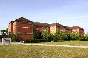 Röthelheim-Campus der FAU