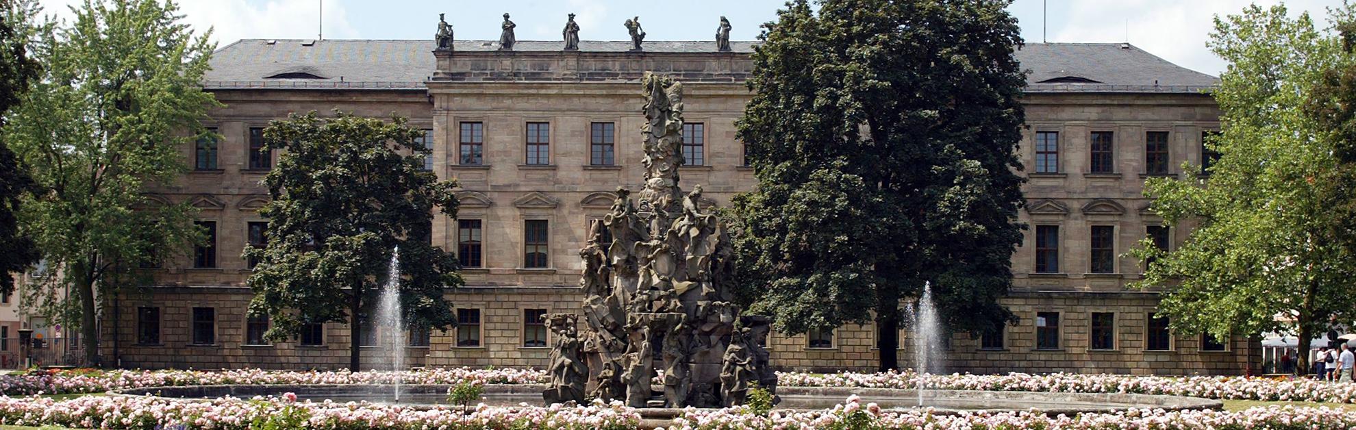 Erlanger Schloss (Bild: Erich Malter)