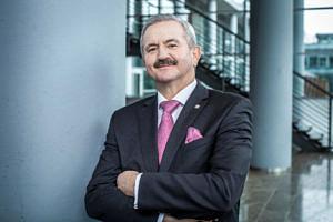 Prof Dr Reimund Neugebauer, Präsident der Fraunhofer Gesellschaft