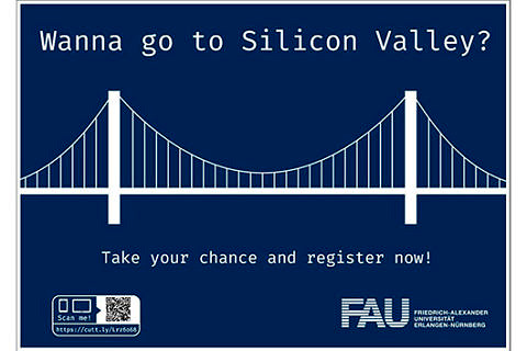 "Zum Artikel ""FAU Silicon Valley Spring School 2020"""