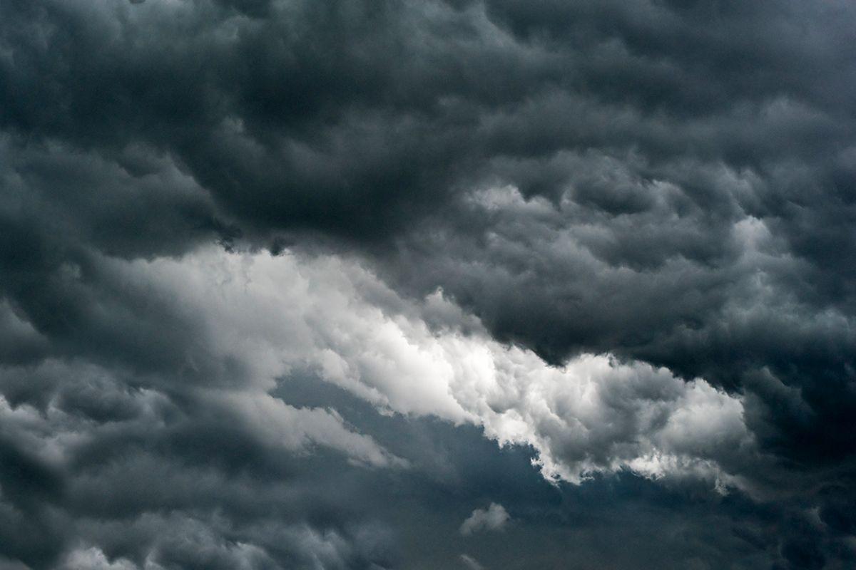 Unwetterwarnung Erlangen