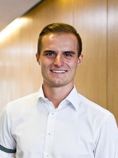 Erik Hausecker Deutschlandstipendium