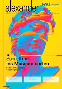 Alexander Nr. 113 Mai 2020 Cover