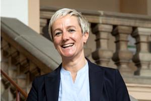 Portrait Bärbel Kopp