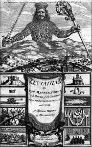 Leviathan, Schwarz/Weiß Bild
