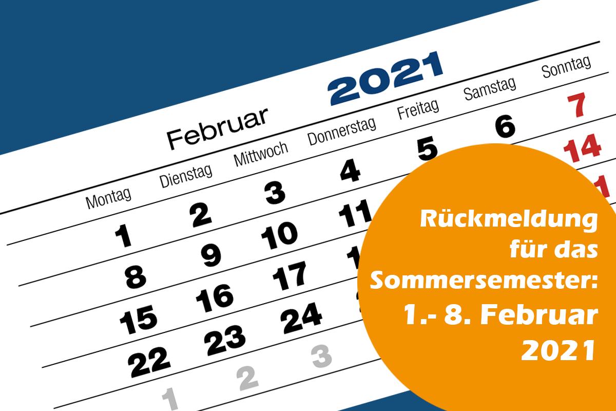 Uni Würzburg Sommersemester 2021