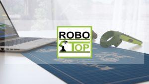 ROBOTOP-Schriftzug