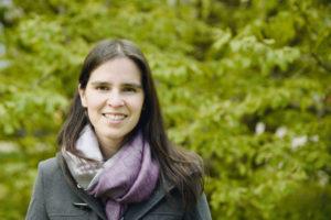 Portrait der Studentin Javiera