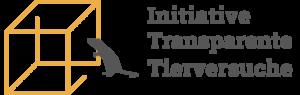 Logo der Initiative Transparente Tierversuche