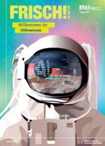 Cover Magazin frisch 2021
