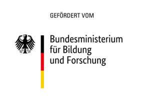 Logo gefördert vom Bundesministerium für Bildung und Forschung (BMBF)