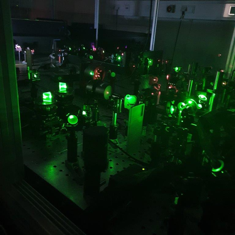 Ultrakurzzeitspektrometer